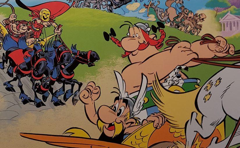 """Historiker Jörg Fündling über """"Asterix in Italien"""""""