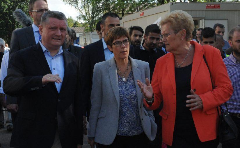 """Die neue Hoffnung der CDU heißt """"AKK"""""""